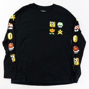 Forever 21 Super Mario T Shirt